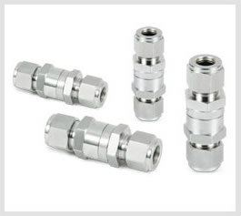 High Pressure Check Valves & Adjustable cracking Pressure Check Valves