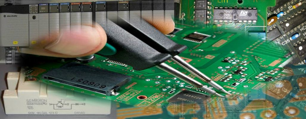Repair service: Spindle Amplifier DKR02.1-W300B-BE37-01-FW