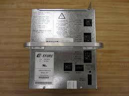 Repair service: EFORE Power Supply SR92B130 ABB Repair Services