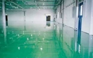 INDUSTRIES EPOXY FLOOR