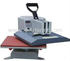 Korea T-shirt Heat press (Swinger type)