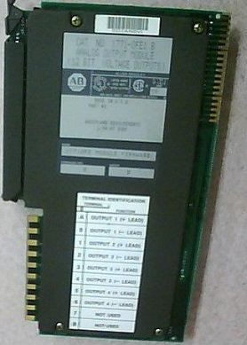 Repair service: Analog Output Module 1771-OFE1 ALLEN BRADLEY Repair Services