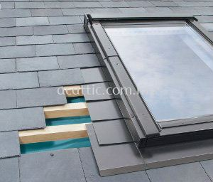 Flashings For Tiled Roof Coverings ELV, ELJ