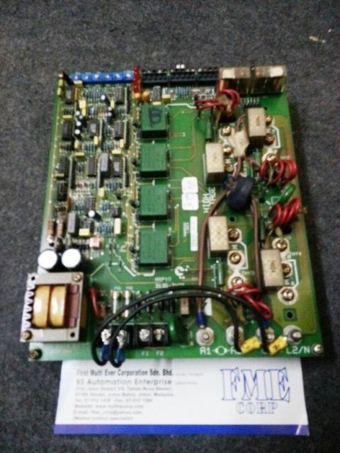 CONTROL TECHNIQUES ANALOG DC CONTROLLER 4Q2 4Q2/30 4Q2/12 REPAIR MALAYSIA INDONESIA SINGAPORE