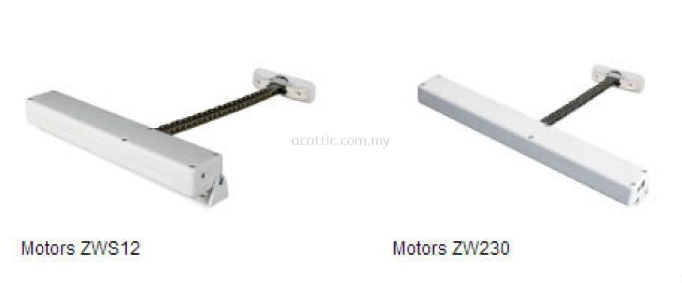 Motors ZWS12, ZW230