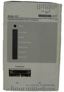 Repair service: MODICON Intelligent Brushless Servo Positioner 110-221