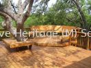 Wooden Decks ROTARY SURFACE CLEANING SERVICES