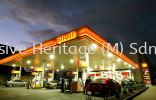 Petrol Station ROTARY SURFACE CLEANING SERVICES