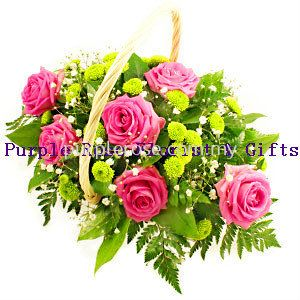 Flowers Basket Set 22(SGD48)