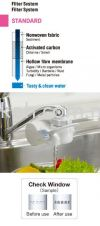 Mitsubishi Cleansui Faucet Model CSP2E Mitsubishi Cleansui Water Filter Water System