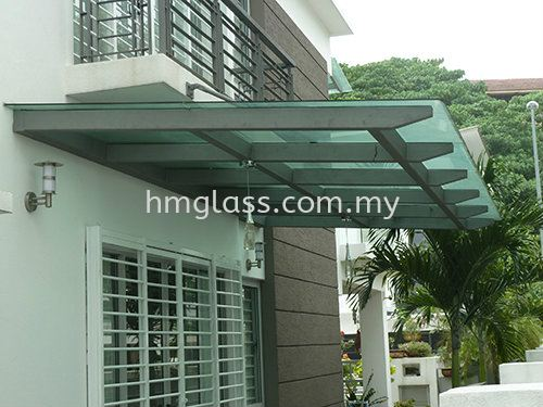 Balcony Glass Railing Balcony Glass Railing