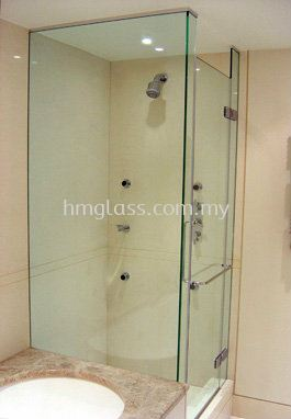 Shower Screen Design