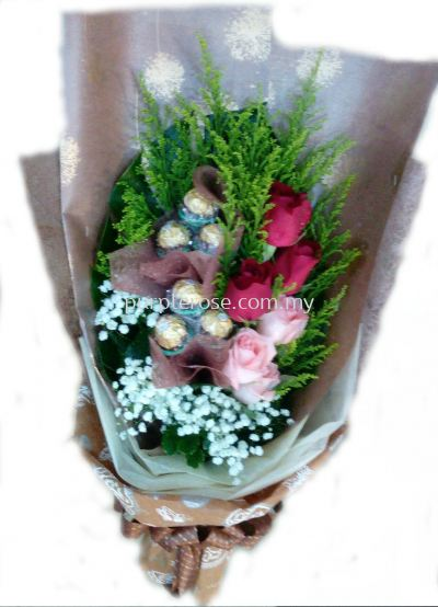 Rocher Bouquet02-Specially For You(SGD48)