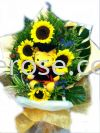 Graduation Bouquet Set 33-Wishing You(SGD76) Graduation Bouquet