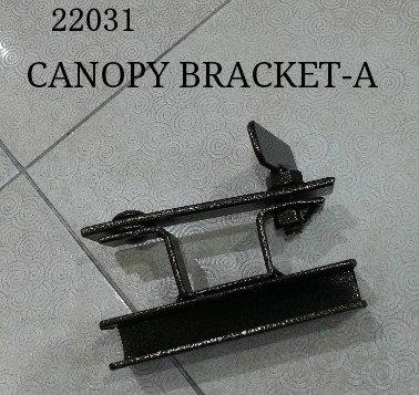 780201 - CANOPY BRACKET A