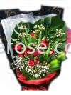 Valentine Bouquet 23-Dearest Love(SGD104) Valentines Day