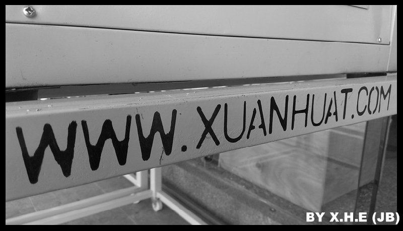 XUAN HUAT ENT. WEBSITE FOR MORE PRODUCTS