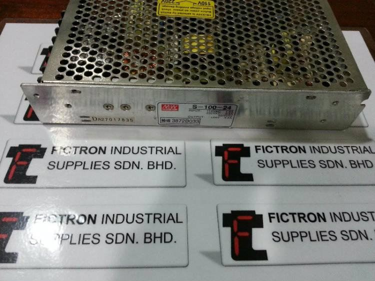S-100-24 Mean Well Power Supply Unit Repair Service in Malaysia MEAN ...