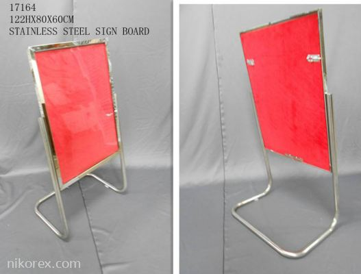 17164-XJ-H039 SIGN STAND