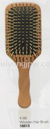 Wooden Hair Brush Massage Brush Brush