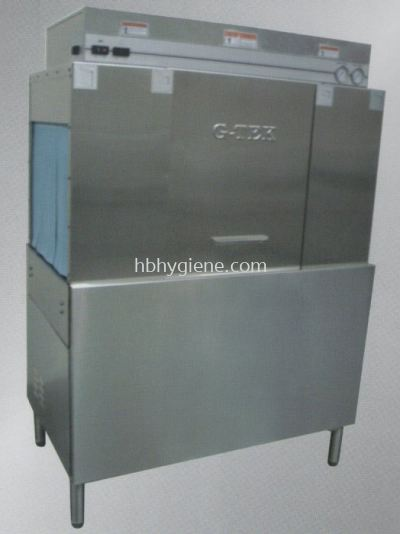 Single Tank Conveyor Type Dish Washer (CR1 BU)