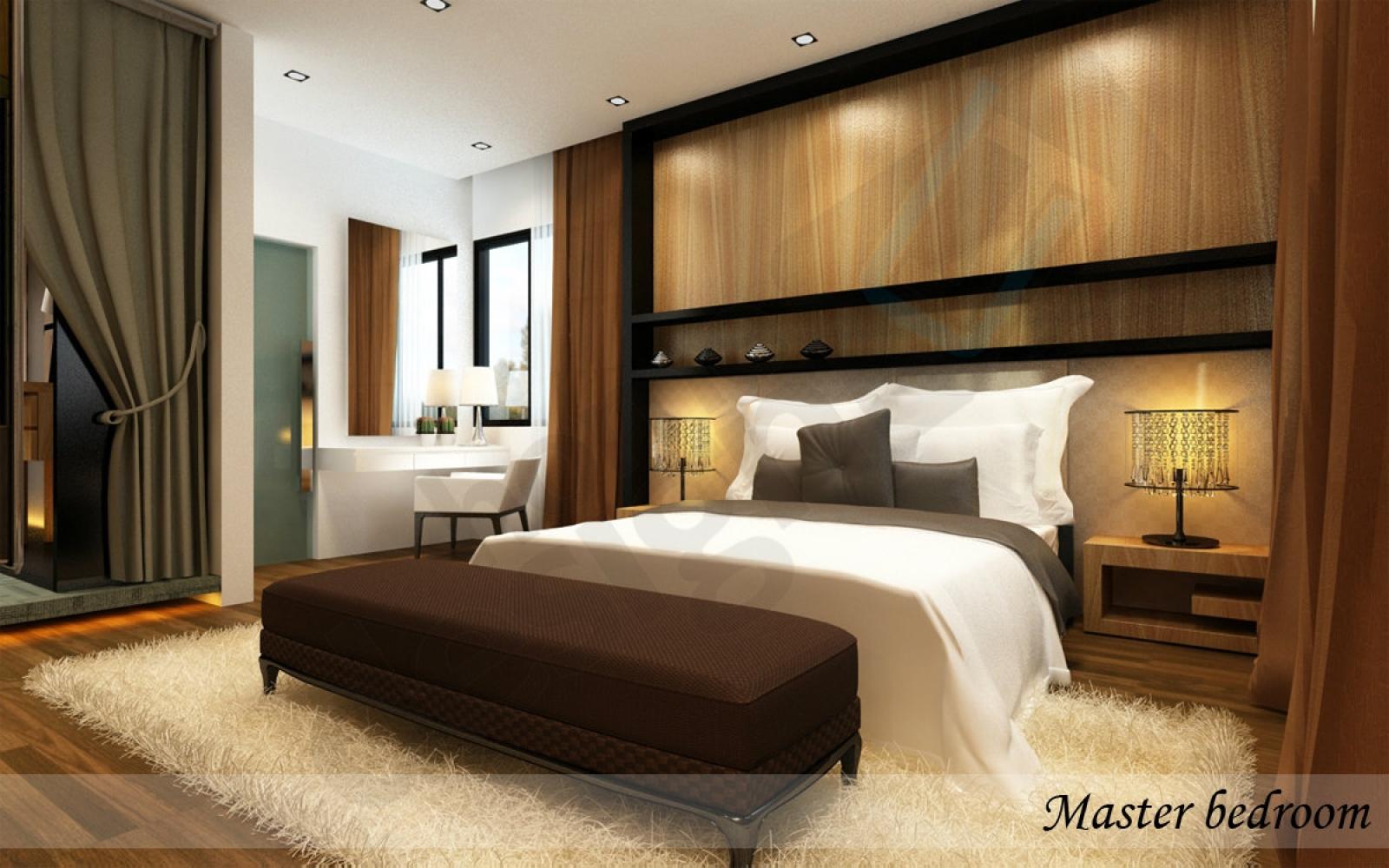 Master Bedroom Bedroom Design Skudai Jb Design Cai Yi Design