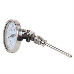 All Angle Bi-metal Thermometer