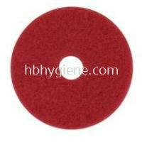 3M 5100 -Buffer Pad (Red)