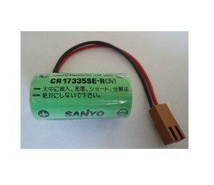 CR17335SE-R With Plug SANYO Battery Malaysia Singapore Thailand Indonesia