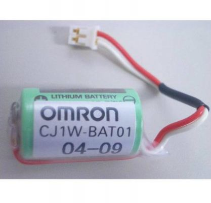 CJ1W-BAT01 CJ1W/BAT01  OMRON  Battery Malaysia Singapore Thailand Indonesia
