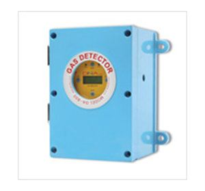 Online Gas Detector with Pump