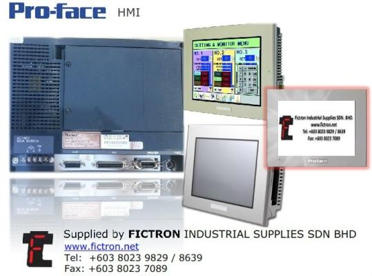 AGP3300-S1-D24-D81K  AGP3300S1D24D81K  PROFACE HMI Supply New, Surplus & Repair Malaysia, Sing