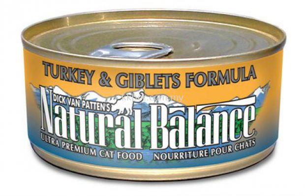 Natural Balance Turkey & Gimblets Formula