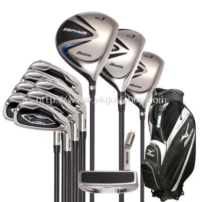 Mizuno Zephyr Mizuno golf clubs full set