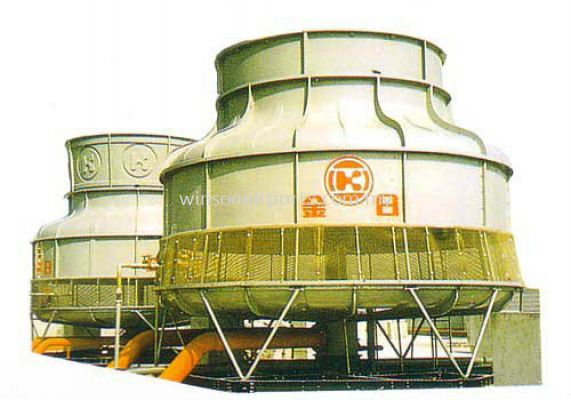 Low Noise Type Cooling Tower