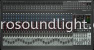 Behringer-EURODESK SX3282 Behringer Mixer