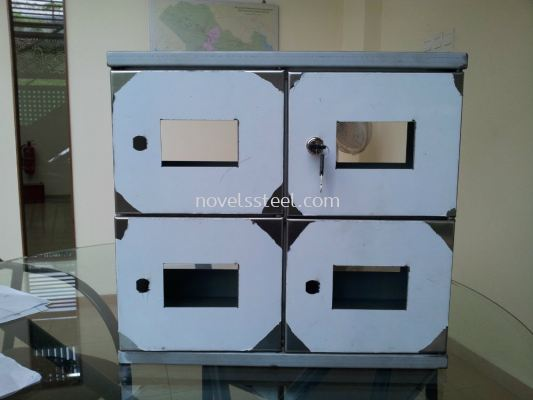 Stainless Steel Letter Box 002