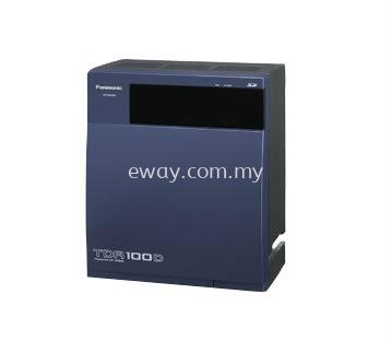 Panasonic IP-PBX System KX-TDA100D