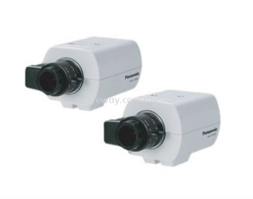WV-CP310 Panasonic Analogue Bullet CCTV Camera