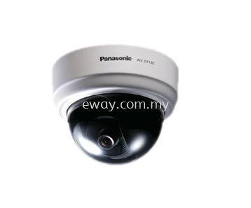 WV-CF102 Panasonic Analogue CCTV Camera Unit