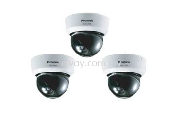 WV-CF300 Panasonic Analogue Dome CCTV Camera Unit