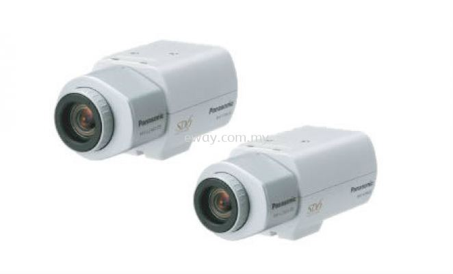 WV-CP600 Panasonic Analogue CCTV Camera Unit