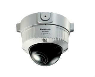 "WV-CW334SE Panasonic 1/3"" Vandal Resistant IP66 Simple Day / Night Fixed Dome Camera"