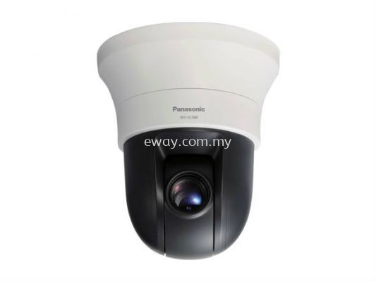 WV-SC387A Panasonic 1.3 Megapixel HD 36X IP PTZ Dome Camera with True Day/Night (Extra 72x Zoom)