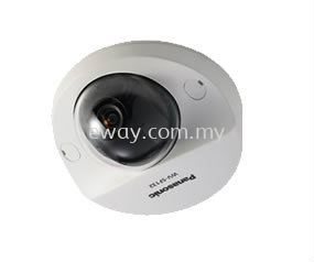 WV-SFV130M Panasonic 2.0MP Super Dynamic Full HD Vandal Resistant Dome Network IP Camera