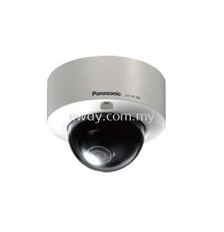 WV-SF346 Panasonic HD CCTV IP Camera Set