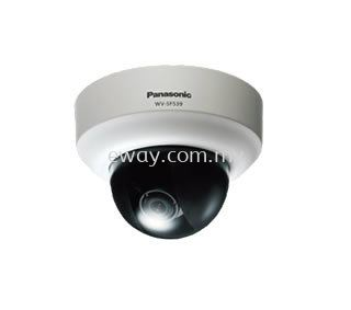 WV-SF539 Panasonic Full HD CCTV IP Camera Set