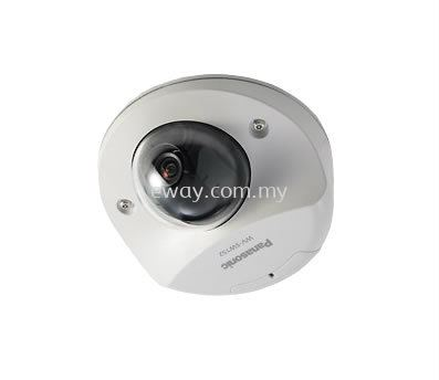 WV-SFV110 Panasonic 1.3MP Super Dynamic HD Vandal Resistant Dome Network IP Camera