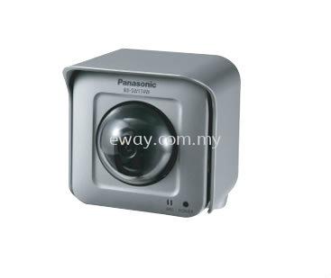 WV-SW174W Panasonic Pan Tilting HD CCTV Camera Set