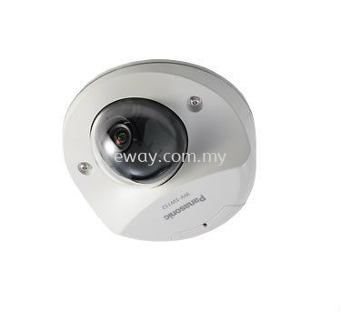 WV-SFN110 Panasonic 1.3MP Super Dynamic HD Dome Network IP Camera